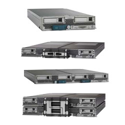 Cisco Unified Computing System (B-серия) - блейд-серверы